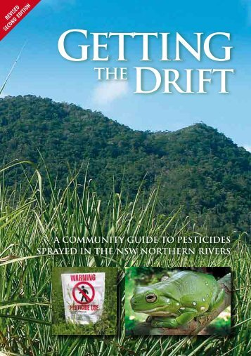Getting the Drift - Environmental Defenders Office