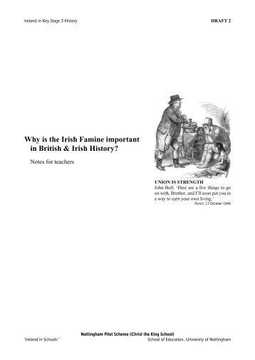 E:\02transfers\notts\Christ the King\Famine ... - Ireland in Schools