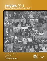 Download PNCWA2011 Complete registration brochure