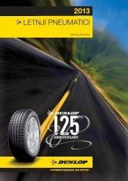Katalog - pneumatika Dunlop 2013 - Vulco