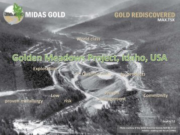 View PDF - Midas Gold Corp.