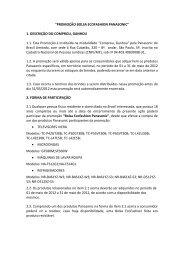 """""""PROMOÇÃO BOLSA ECOFASHION PANASONIC"""" 1. DESCRIÇÃO ..."""