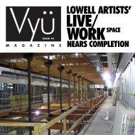 LOWELL ARTISTS' - Vyu Magazine