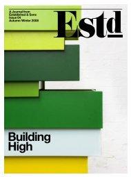 Building High - Raw Edges
