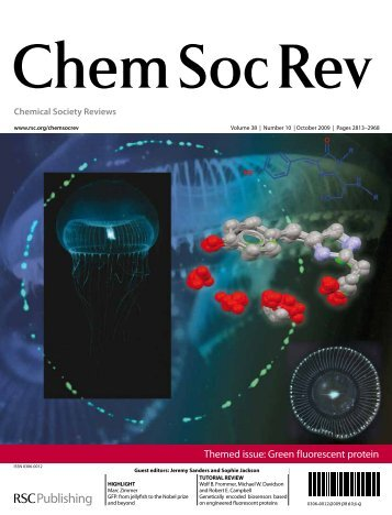 Themed issue: Green fluorescent protein - Connecticut College