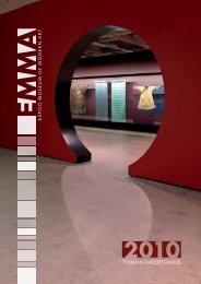 Toimintakertomus 2010 (pdf) - Emma