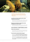 Profitability with Service Assurance - Page 2