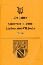 Vollständige Wiedergabe Chorvereinigung ... - Hege-elze.de