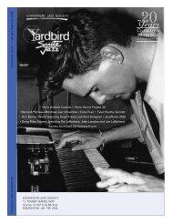 20 YEARS AT - Yardbird Suite