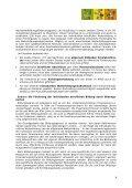 Impulse für die Finanzierung der beruflichen Weiterbildung - GEW - Page 6