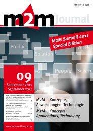 M2M Summit 2011 Special Edition - Numerex