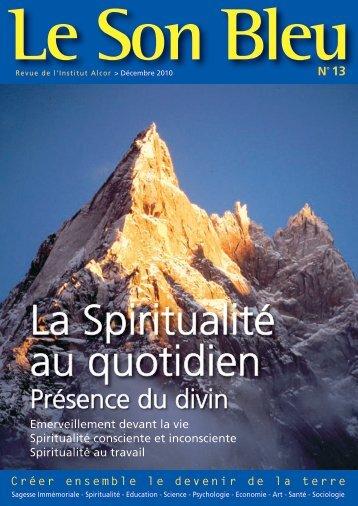 revue 13 - Institut Alcor