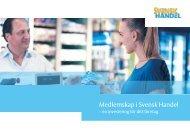 Medlemskap i Svensk Handel