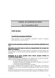 CR du C.Q Bissy 03 11 11 intranet - Ville de Chambéry