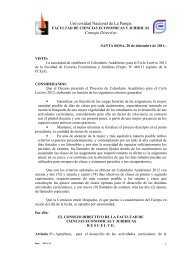 Calendario Académico 2012 - Facultad de Ciencias Económicas y ...