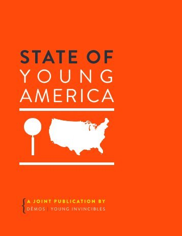 STATE OF YOUNG AMERICA - Demos