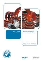 Product Range WAGA - the website of Georg Fischer International