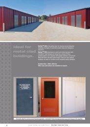 a Sentry 200 Brochure PDF - Cyclad Buildings