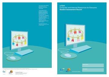 Student Assessment Record-EN.pdf - Ning.com
