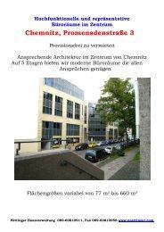 Hochfunktionelle und repräsentative Büroräume im Zentrum ...