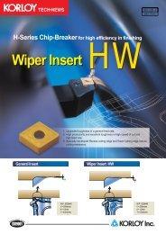 Wiper Insert
