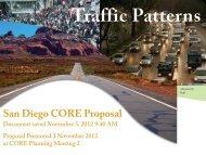 San Diego CORE Proposal - Del Mar North