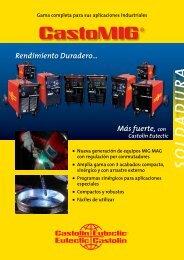 CastoMIG® - Castolin Eutectic