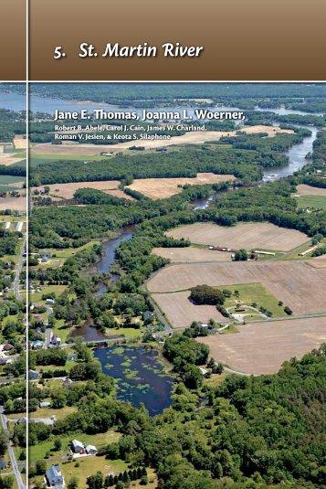 5. St. Martin River - The Coastal Bays Program