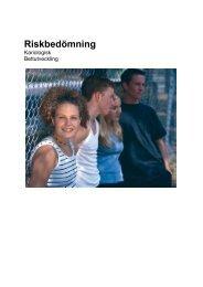 Riskbedömning, kariologisk bettutveckling, 2013.pdf