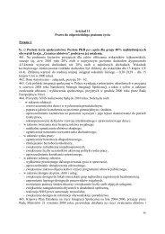 Artykuł 11 Prawo do odpowiedniego poziomu życia - Ministerstwo ...