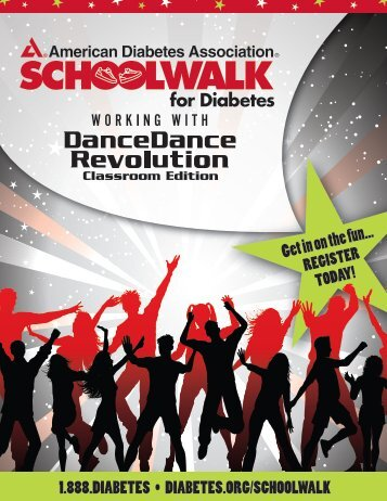 2012-13-School WalkBrochure - diabetesMN.com
