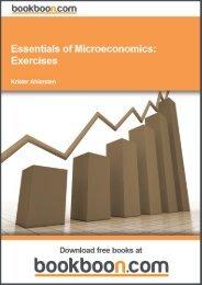 Essentials of Microeconomics: Exercises Language ... - Tutorsindia
