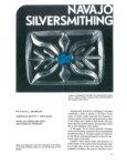 Navajo Silversmithing - El Palacio Magazine - Page 2