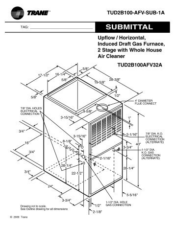 3400 820 Coleman Electric Furnace Wiring Diagram : 48