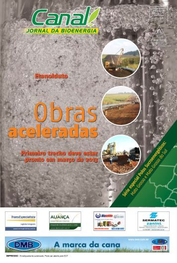 Etanolduto - Canal : O jornal da bioenergia