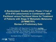 Presentation - Synta Pharmaceuticals Corp