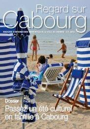 Regard sur Cabourg Ete 2012