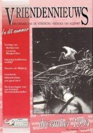 1994-16-04 - Vrienden van Blijdorp