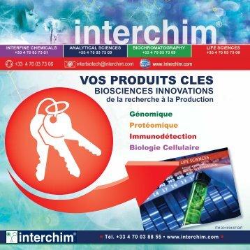 biologie cellulaire - Interchim