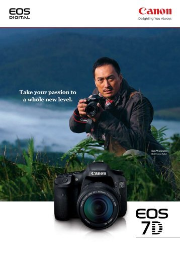 EOS 7D Brochure_web-2.pdf - Canon Marketing (Philippines)
