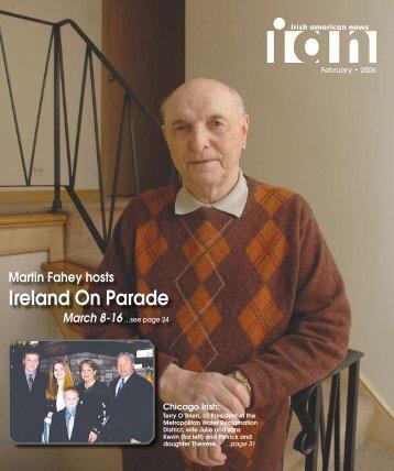 February 2006 - Irish American News