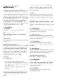 Vilkår gruppelivsforsikring for foreninger - Storebrand - Page 4