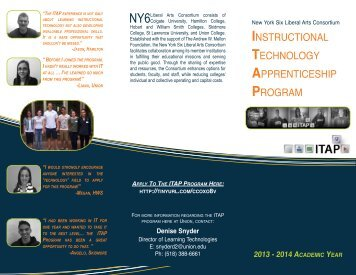 ITAP Brochure_Union.pdf - Information Technology Services