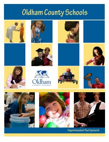 General Information - Oldham County Schools
