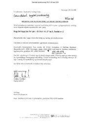 Ganddal bydelsutvalg 26.01.09 sak 2/09 - Sandnes Kommune