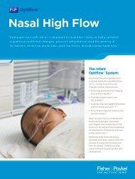 Nasal High Flow