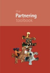 The Partnering Toolbook - Energize, Inc.