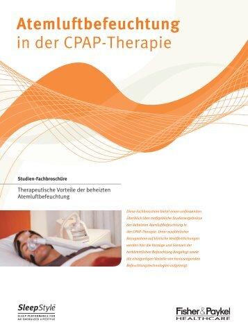 Atemluftbefeuchtung in der CPAP-Therapie - CPAP-Shop.de