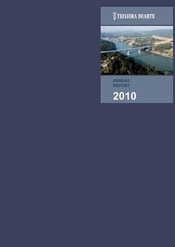 Annual Report 2010 - CMVM