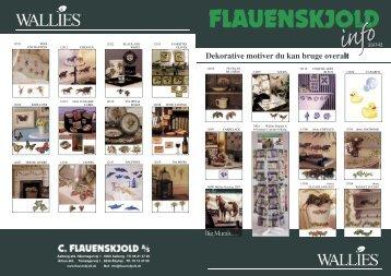 743 Wallies INFO 33.indd - C. Flauenskjold A/S